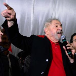 Lula diz que, se não for candidato, pode atuar até como cabo eleitoral