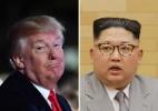 AFP PHOTO / KCNA VIA KNS / KCNA via KNS AND Nicholas KAMM / South Kore