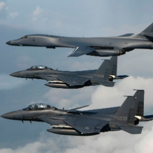 AFP Photo / Air Force Photo / Kamaile Casillas