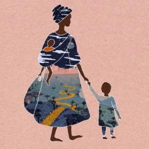 Ilustração: Charlotte Edey