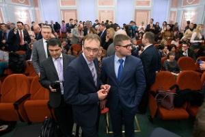 Ivan Sekretarev/Associated Press