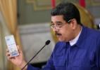 Miraflores Palace/Handout via Reuters