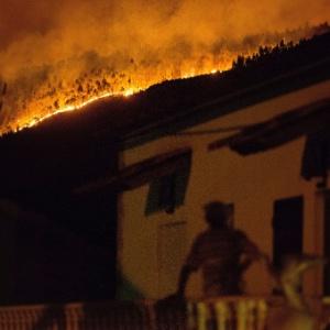 Governo desmente queda de avião que combatia incêndio em Portugal