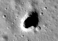 Reprodução/NASA/Lunar Orbiter 2