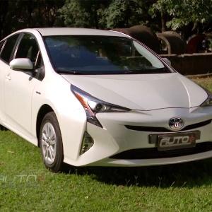 Toyota Prius entrega mais que o Corolla e custa quase o mesmo