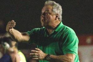 Nelson Perez - 01.mar.2017 / Fluminense