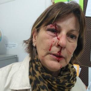 Aluno que agrediu professora em SC deve ter punição
