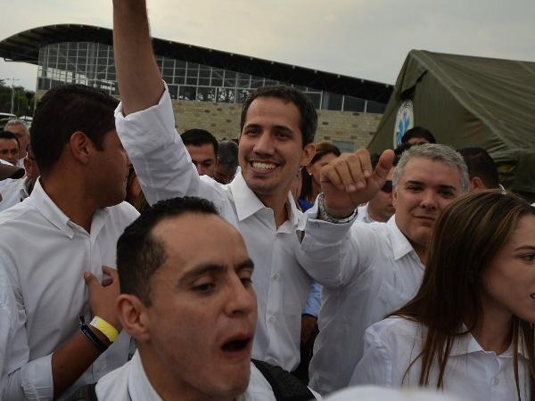 LUIS ROBAYO/AFP