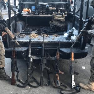 Reprodução/Polícia Militar