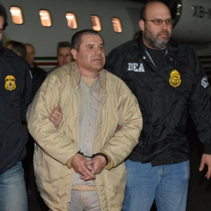 Conheça a rotina do traficante 'El Chapo' atrás das grades nos EUA