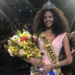 Representante do Piauí, Monalysa Alcântara é eleita Miss Brasil 2017