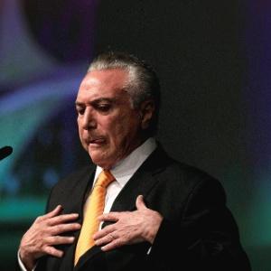 Defesa do presidente Michel Temer nega que o governo esteja na UTI