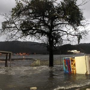 Aumento do nível do mar em Santos (SP) dará prejuízo de R$ 1,5 bilhão
