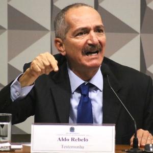 Ex-ministro de Lula e Dilma, Aldo Rebelo diz que se afastou do PCdoB