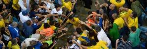 AFP PHOTO / POOL FIFA ALEXANDRE LOUREIRO
