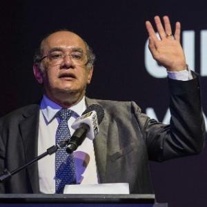 'Se administrassem o Saara, faltaria areia', diz Gilmar de 'juiz-candidato'