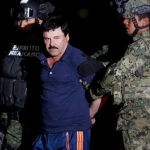 México decide extraditar o traficante  El Chapo para os Estados Unidos