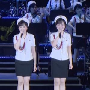 Coreia do Norte comemora teste   de míssil com show e música