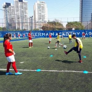 Sidney Bovy/PSG Academy Bras