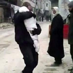 Ghouta Media Center via AP