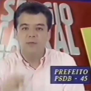 'Serginho' se apresentava como o candidato de outros valores e da ética