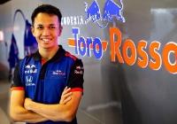 Divulgação Toro Rosso