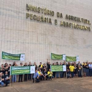 Fiscais agropecuários pedem fim de indicações a cargos de chefia