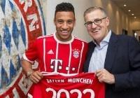 Divulgação/Bayern de Munique