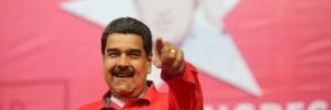 Presidencia de Venezuela/Xinhua